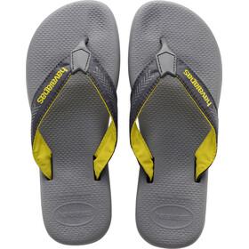 havaianas Surf Pro Flips Men Steel Grey/Grey